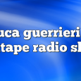 Airs on April 9, 2018 at 02:00PM Luca Guerrieri on enationFM