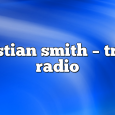 Airs on August 19, 2020 at 04:00PM Tune In to listen to Smith's big room sounds