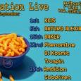 eNation Live in September September 1st – KCIS (dnb) September 8th – Arturo Alexander (house) September 15th – Baker (Liquid DnB) September 22nd – Phenom1e, Dj Kosmic, Truspin (dnb, breaks) […]