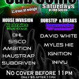 """Sub Sonic (House invasion) June 11th // Saturday Upstairs this night we are featuring a """"HOUSE"""" invasion by the Tampa bay areas best house djs for a full dose of […]"""