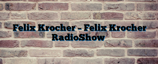 Airs on December 28, 2015 at 04:00PM Felix will deliver 60 Minutes of nothing but straight Techno to your soundsystem, every week. Mondays at 4pm EST on enationFM.
