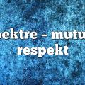 spektre – Mutual Respekt