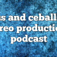 Airs on March 13, 2017 at 07:00AM Chus and Ceballos have been the pioneers and creators of the underground movement known as IBERICAN SOUND.
