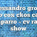 alessandro grops carlo cox ckos carlos chaparro – CV Radio Show