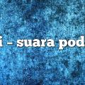 kiwi – Suara PodCats