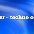 Livier – Techno Color