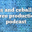 Airs on October 09, 2017 at 07:00AM Chus and Ceballos have been the pioneers and creators of the underground movement known as IBERICAN SOUND.
