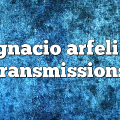 ignacio arfeli – Transmissions
