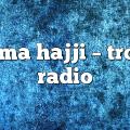 fatima hajji – Tronic Radio