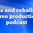 Airs on June 25, 2018 at 07:00AM Chus and Ceballos have been the pioneers and creators of the underground movement known as IBERICAN SOUND.