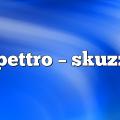 Spettro – Skuzzi