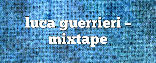 Airs on September 17, 2018 at 02:00PM Mixtape Radio Show – Your Weekly Dose of House Music. Mondays at 2pm you may also like: Luca Guerrieri – Mixtape Radio Show […]