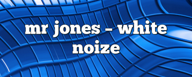 Airs on November 22, 2018 at 03:00PM White Noise is one of the world's longest enduring Techno radio shows, presented by the Baron of Techno.