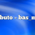 Airs on March 1, 2019 at 09:00AM showcase of the music the Barbuto is playing in the clubs right now with some history and background of the producers that made […]