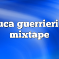 Airs on April 8, 2019 at 02:00PM @LucaGuerrieri with Mixtape Radio Show – Your Weekly Dose of House Music. Mondays at 2pm