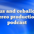Airs on April 6, 2020 at 07:00AM Chus and Ceballos (@chusceballos) have been the pioneers and creators of the underground movement known as IBERICAN SOUND.