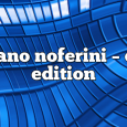 Airs on July 6, 2020 at 01:00PM Stefano Noferini Presents Club Edition