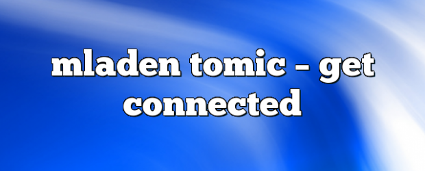 Airs on November 21, 2020 at 08:00PM mladen tomic on enationFM