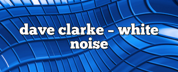 Airs on April 15, 2021 at 03:00PM White Noise is one of the world's longest enduring Techno radio shows, presented by the Baron of Techno.