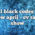 Airs on April 23, 2021 at 04:00PM Fridays at 4pm EST